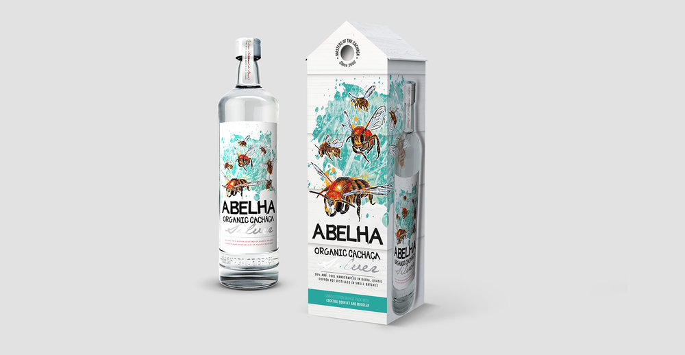 Structural Design and Brochure Design for Alcohol Brand Albelha - 3D Render
