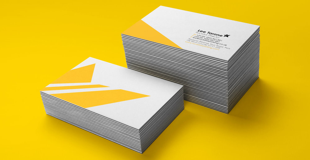 Rockstar Parking Band Identity - Corporate Identity, Business Cards