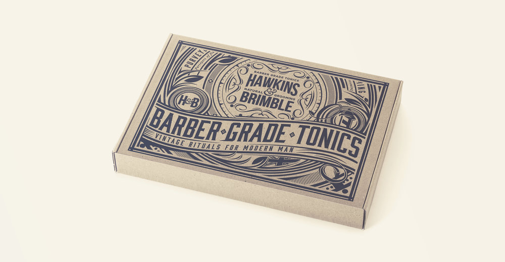 Launching a male grooming brand - eCommerce boxes