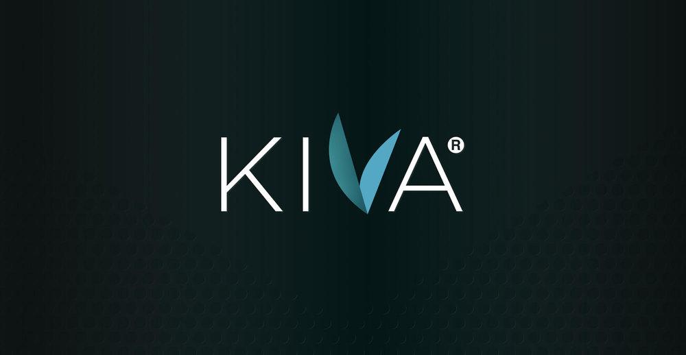 Kiva Health Branding and Packaging Design Brand Identity