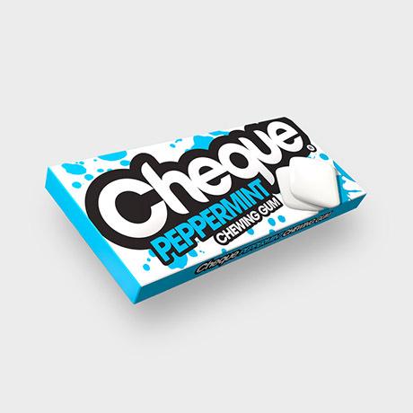 Cheque Gum