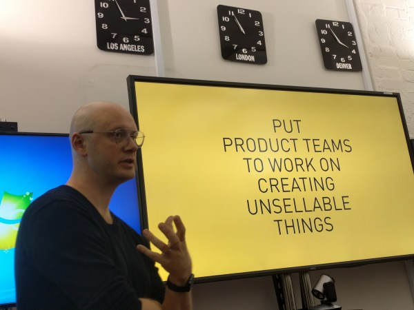Rasmus Skjoldan, Lead Product Manager at Magnolia