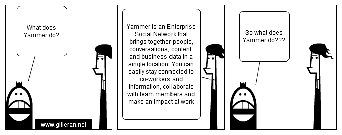 What does Yammer do?