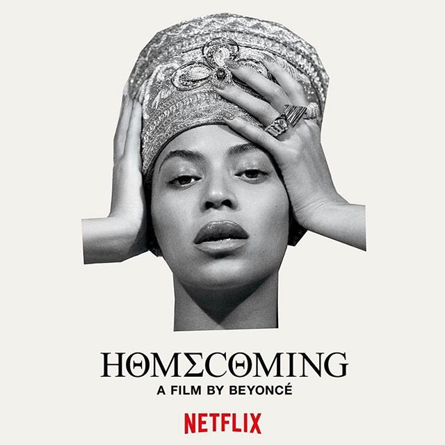 Have you seen the Homecoming documentary on Netflix yet? We're amazed at how powerful Beychella was and how it continues to inspire over a year later. Click the link in our bio to read about how Beychella inspired us to perfect our crafts and the lessons it taught us and continues to teach us today! What lessons did you take from Beychella? Comment Below! 📸: @beyonce