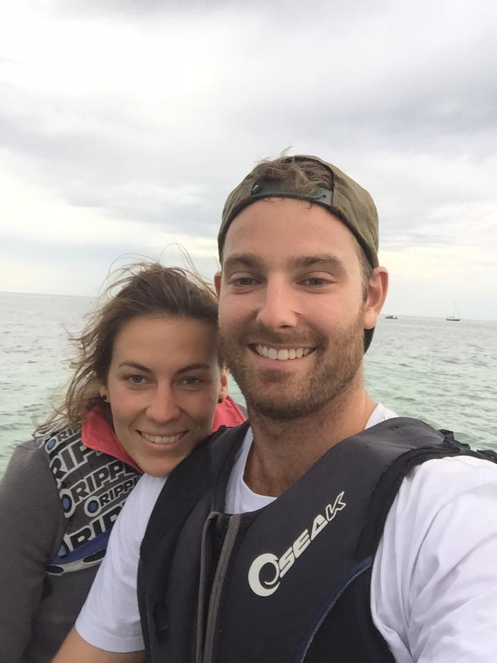 Western Australia Regional Coordinator  Matt & Miriam Gordon