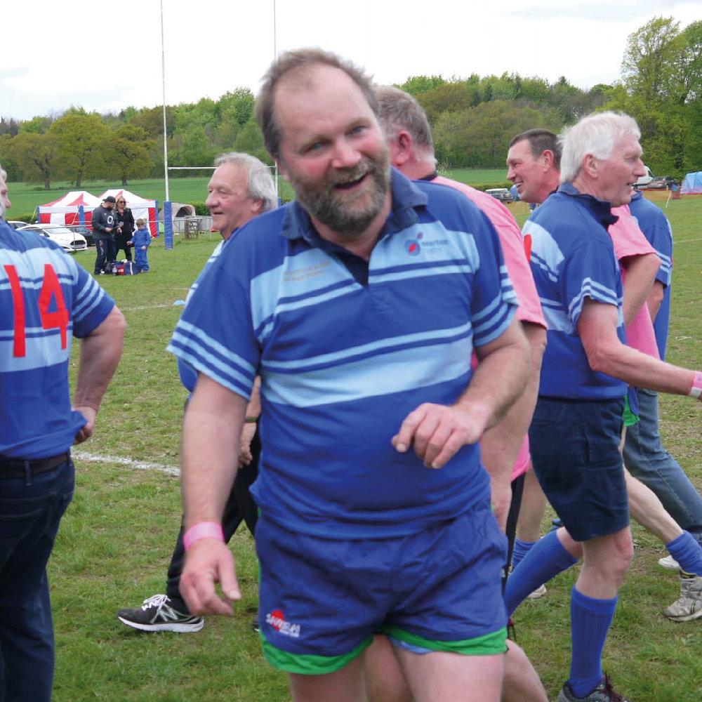 Club President - Roger Filby