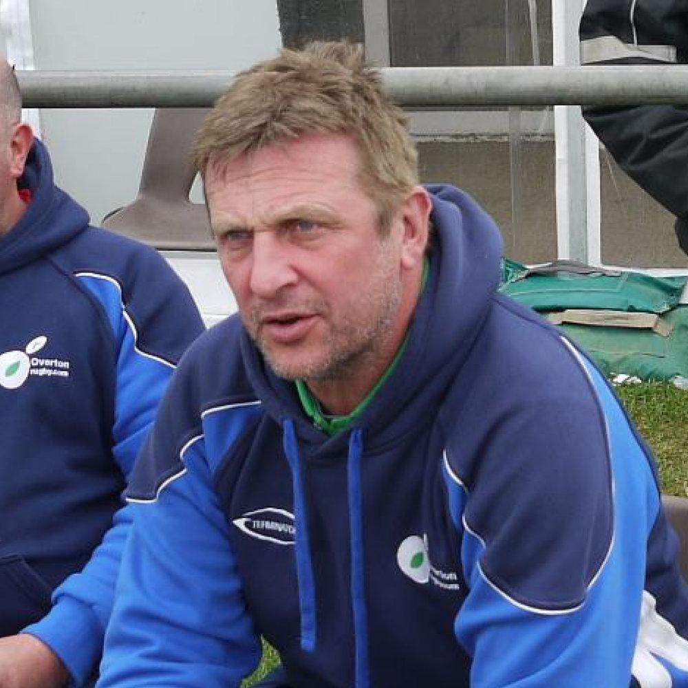 Club Coach - Paul Inglis