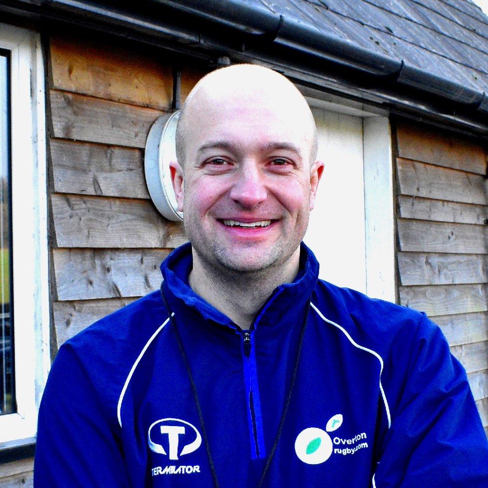 David Bull - Under 8's Lead Coach (L2) -