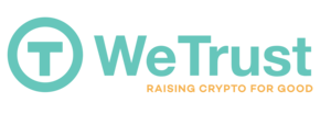 WeTrust+Logo+-+Raising+Crypto+For+Good.png