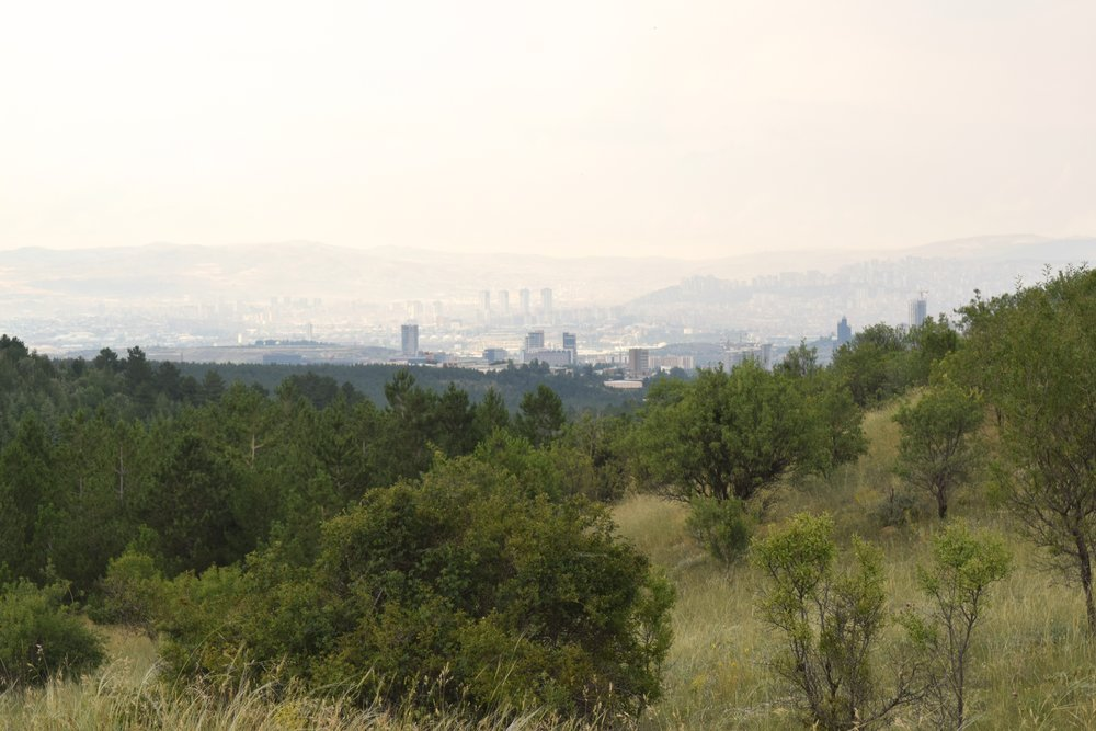 Under Pressure - The city of Ankara creeps closer