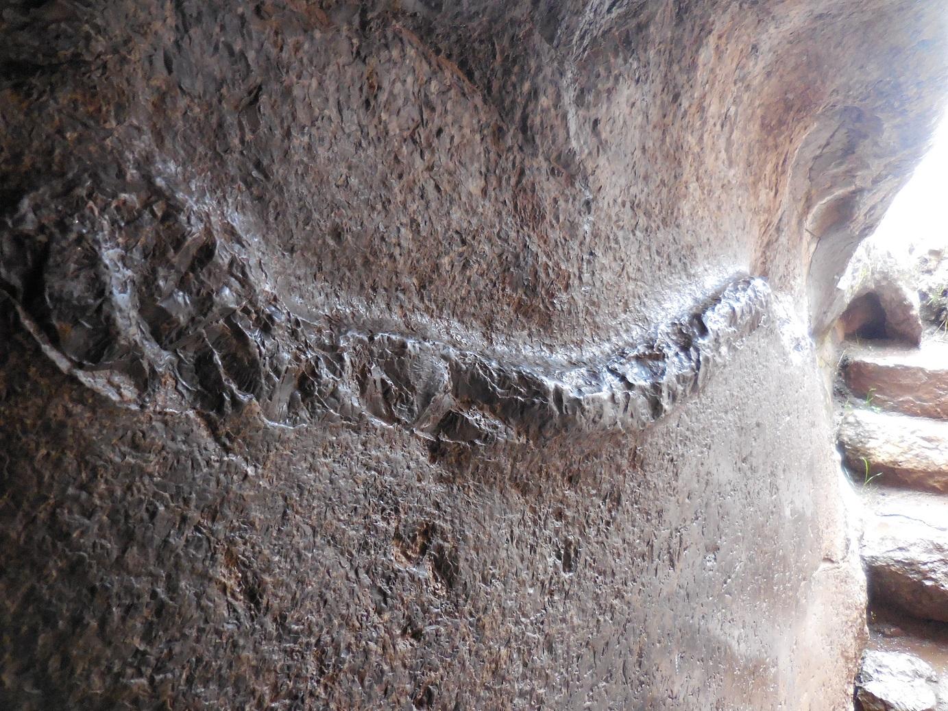 templo de la luna snake