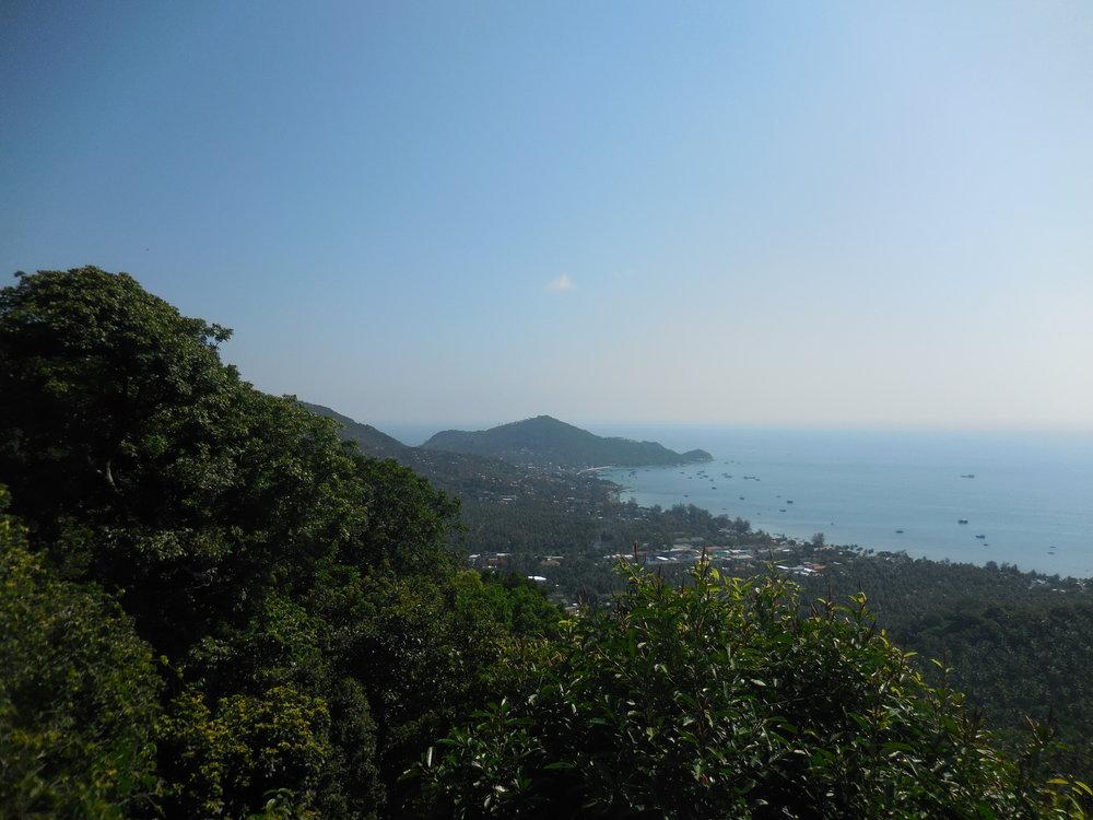 Ko Tao Island View
