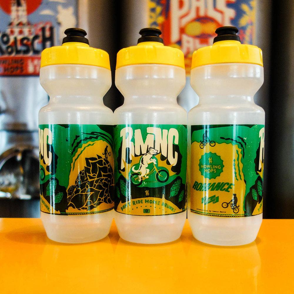 RMNC x Howling Hops 'Beerdon' bottle - on offer at 2 for £12!