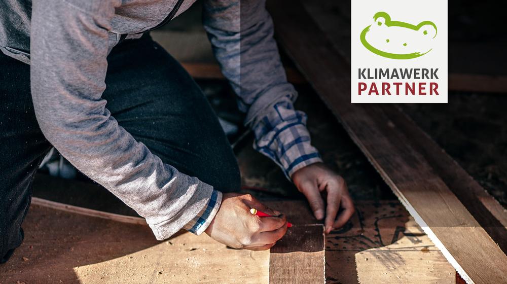 Kompetenznetzwerk sanieren & bauen - klimawerk Partner - Die KLIMAWERK PARTNER konnten sich seit ihrer Gründung zu einem starken Kompetenznetzwerk im Bereich der energie-optimierten Altbausanierung und Neubauten entwickeln. Es setzt sich aus fachlich versierten Akteuren zusammen. Besonderer Wert legen die KLIMAWERK PARTNER auf eine ganzheitliche Beratung und auf die Qualität sowohl in der beratung als auch in der Bau-ausführung. Dies wird durch einen selbst auferlegten Qualitätskodex sichergestellt.