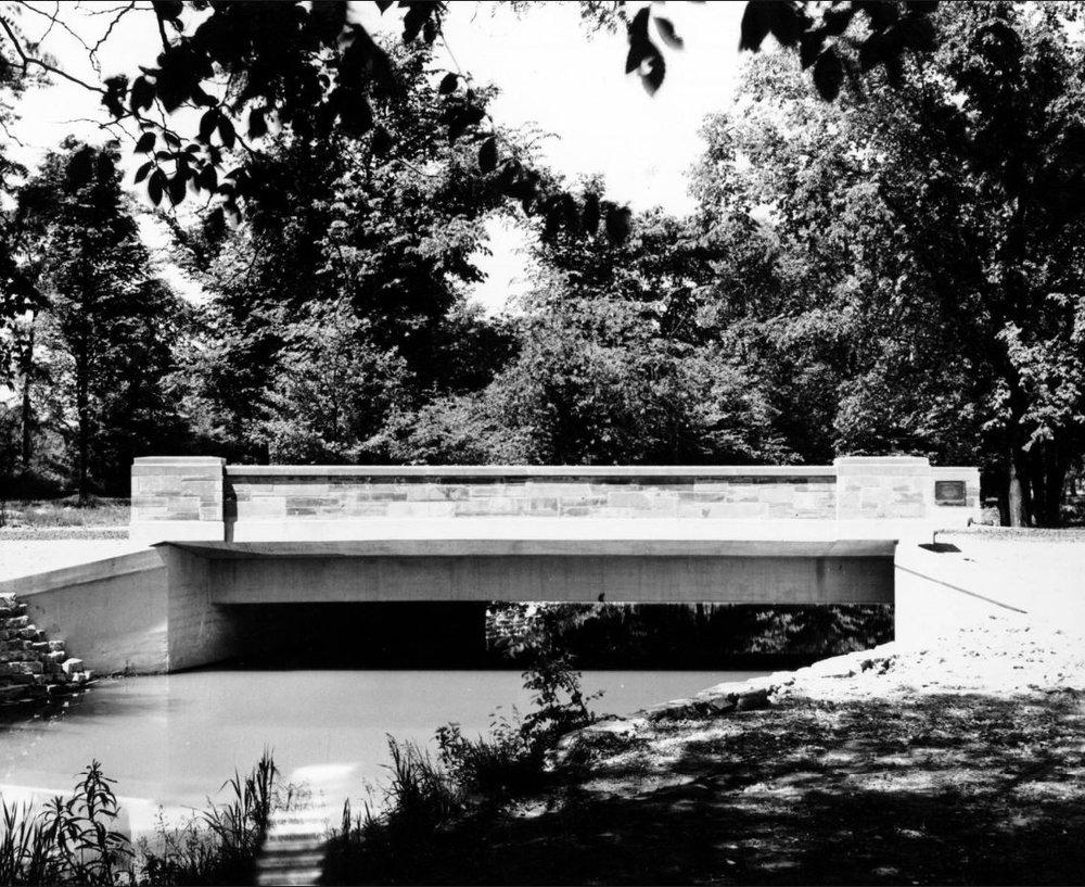 Spy Run Bridge
