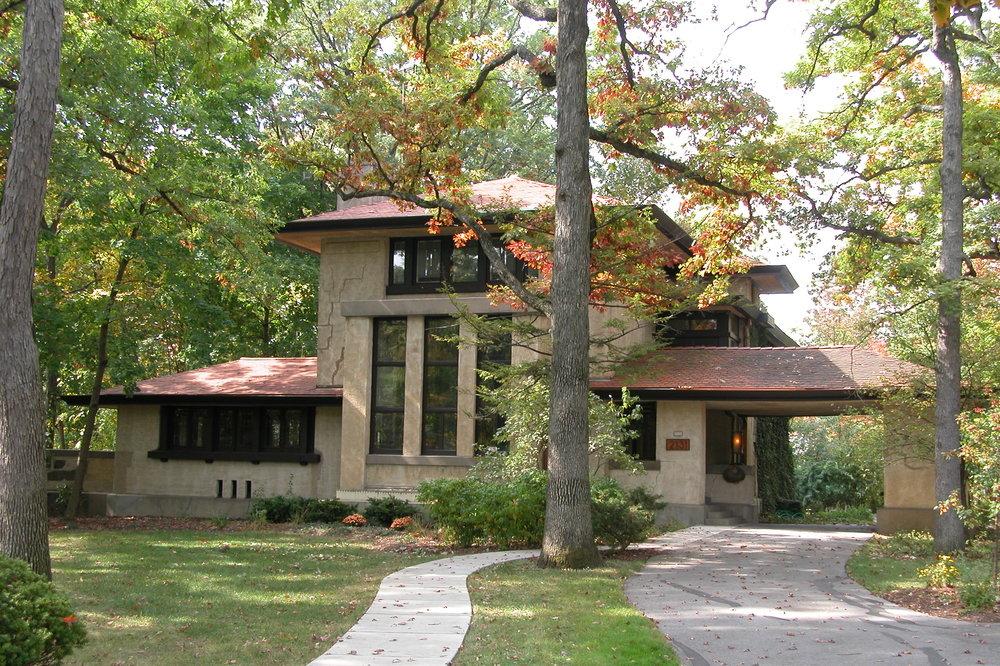 Franke House - Forest Park Blvd