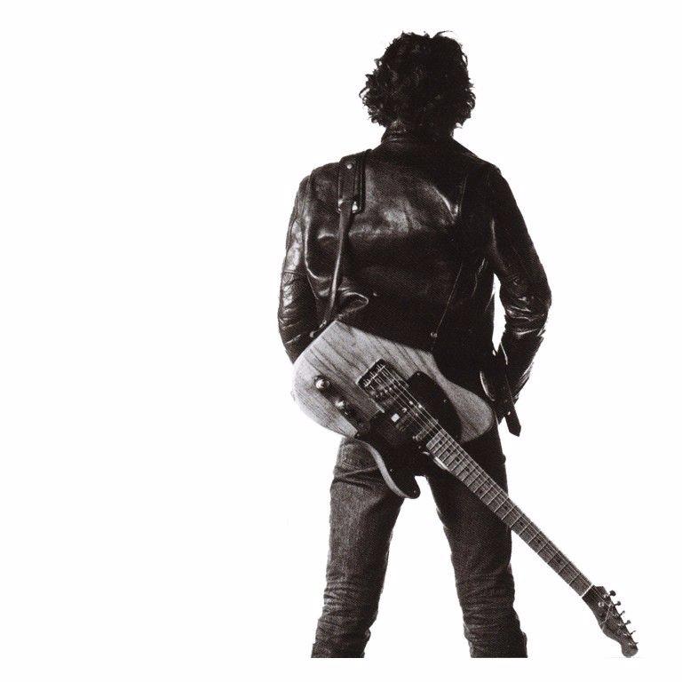 Lighting Technician for Bruce Springsteen 1985 Leeds Roundhay Park -