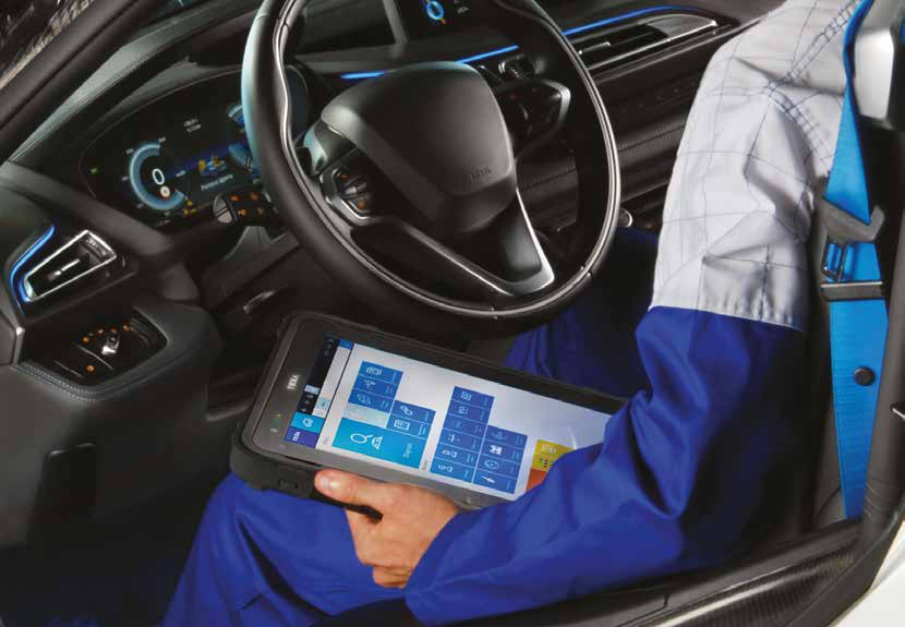 DIAGNOSTICS & FAULT FINDING - We have a wide range of diagnostic equipment, including TEXA, which our technicians are fully trained in using. We'll help you get to the root cause quickly.