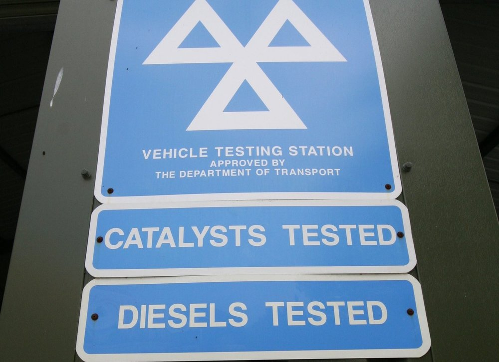 MOT PREPARATION & TESTING - We offer class 4, 5 and 7 MOT testing services in our purpose built car workshops.