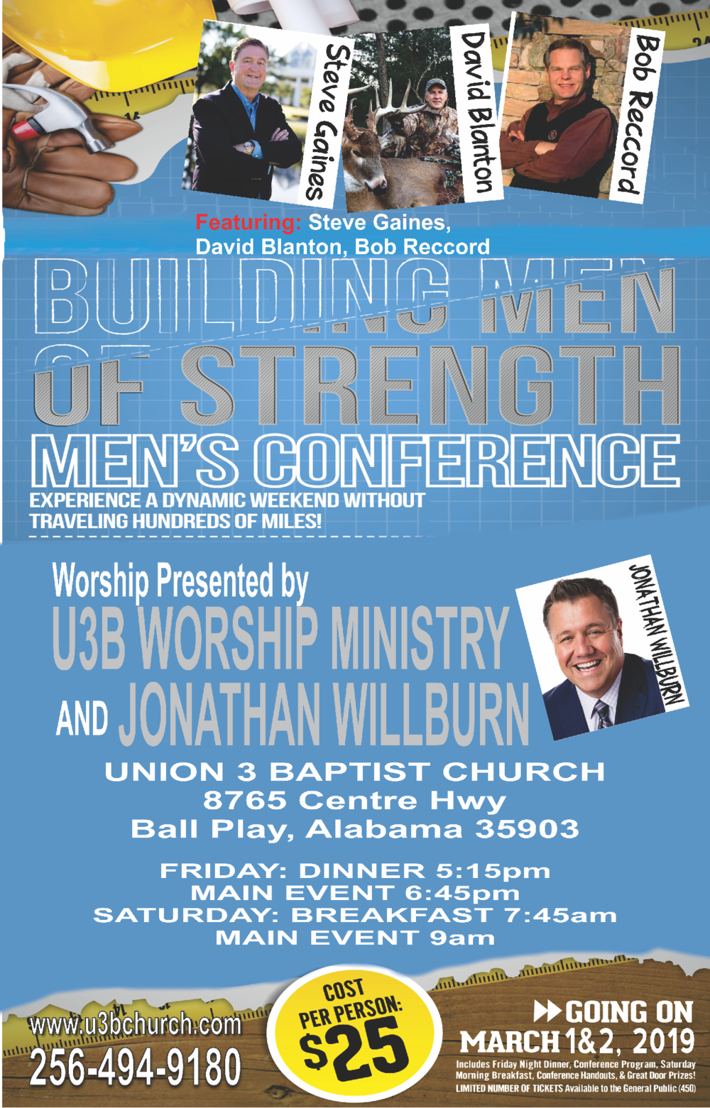 U3B Mens Conference 2019 Church Banner  11x17 2.png