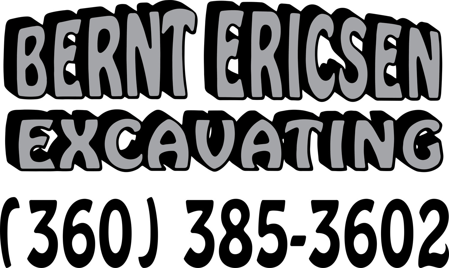 Bernt Ericsen Excavating | We Dig Jefferson County Washington