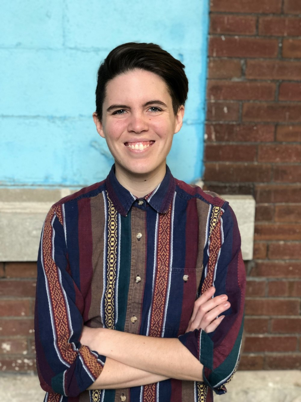 Beth Watkins - Program Assistantbeth@irwpstl.org