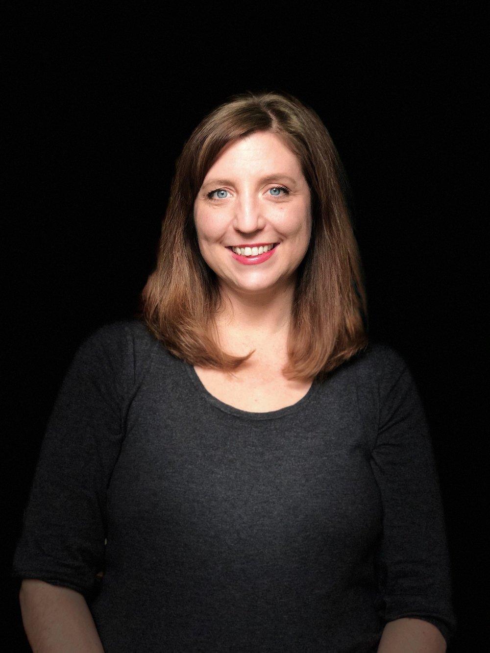 Sarah Paradoski - Program Coordinatorsarah@irwpstl.org