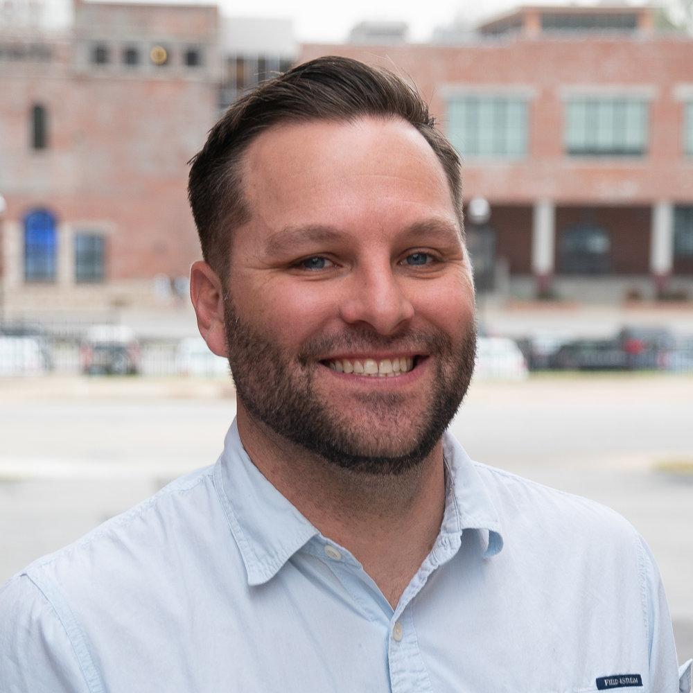 Brad Lotz | Lead Pastor, Spiritual Formations