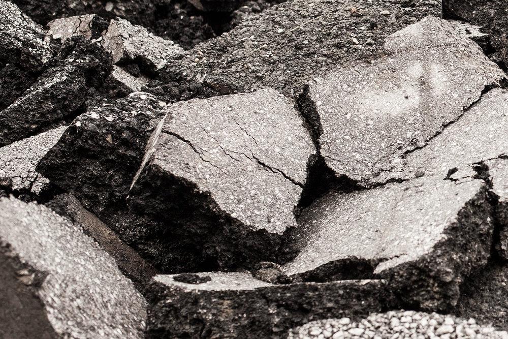 Annahme und Recycling - Asphaltrecycling 0/32und Betonrecycling 0/63— Mehr erfahren