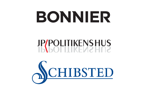 Bonnier, JP, Schibsted