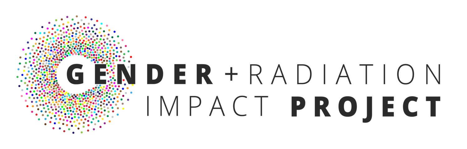 Gender + Radiation Impact Project