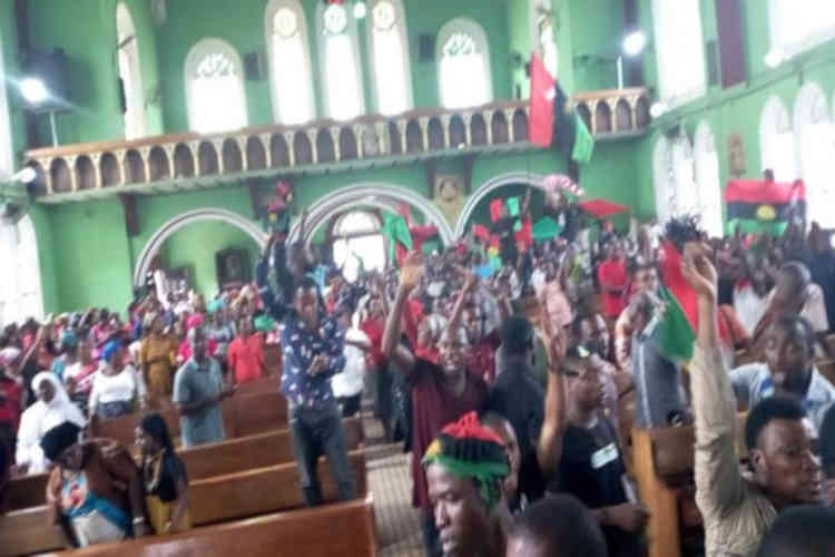 IPOB in church.jpg