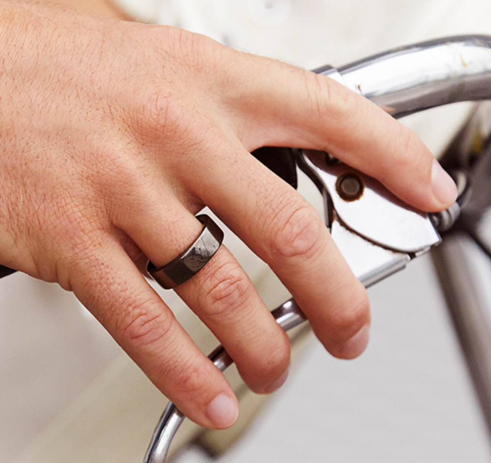 Mindful Self Care Holiday Gifts Oura Ring