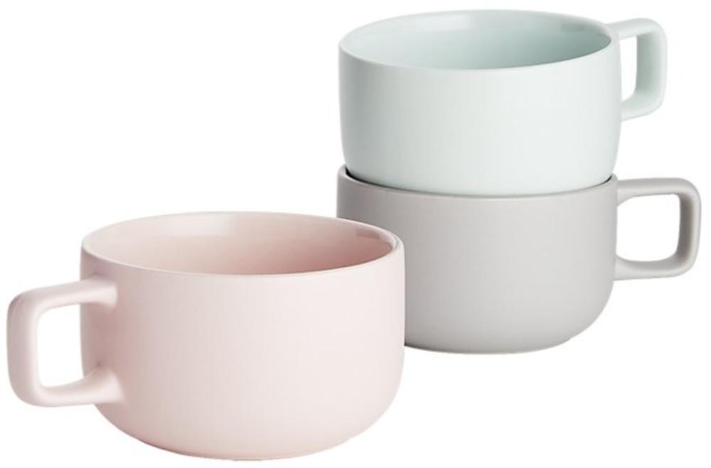 Mindful Self Care Holiday Gifts CB2 Mug