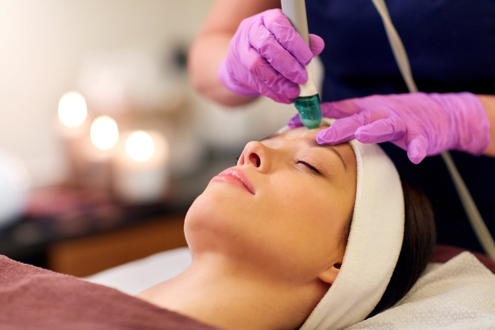 Denver's best Microdermabrasion