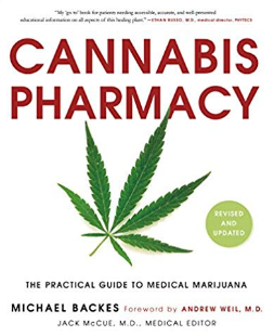 Cannabis Pharmacy book