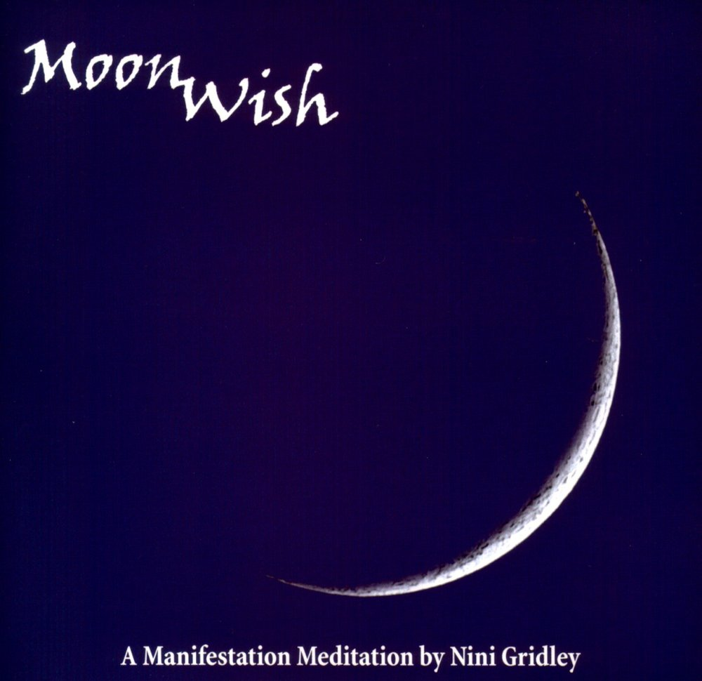 "New Moon Meditations  The ""Dark of the Moon"" is a stressful time. The New Moon following is the best time to begin again. Nini has been leading the ""New Moon Meditation"" every month since it's inception in 2003 at Kripalu Center. This meditation is offered by donation. It is scheduled from 7:00-8:30 PM after the exact times listed below when the light of the Moon is returning. Check the workshop page for details.  MoonWishing is an ancient practice which aligns conscious intentions, wishes and prayers, with Divine energy flow. By attuning to the natural cycle, the wax and wane of the moon's light, we bring the light of consciousness to our future creations. Wishes come true through co-creation with the Universe when we catch the wave of increasing light and align it with our own energy field.  Meditating on your intentions at the time of the New Moon by MoonWishing energizes the ""Manifesting Current"" of the chakras and increases the probability that your wish will come true. You can attend a ""New Moon Meditation"" circles in person or listen to the  MoonWish meditation soundtrack  on your own. What do you wish for? Ask the Universe and make it so...   The New Moons of 2018   Tuesday,  January 16th at 9:18 PM  - EST  Thursday,  February 15th at 4:06 PM  - EST  Saturday,  March 17th at 9:14 AM  - EDT  Sunday,  April 15th at 9:59 PM  - EDT  Tuesday,  May 15th at 7:49 AM  - EDT  Wednesday,  June 13th at 3:45 PM  - EDT  Thursday,  July 12th at 10:49 PM  - EDT  Saturday,  August 11th at 5:59 AM  - EDT  Sunday,  September 9th at 2:02 PM  - EDT  Monday,  October 8th at 11:47 PM  - EDT  Wednesday,  November 7th at 11:02 AM  - EST  Friday,  December 7th at 2:21 AM  – EST   For best results make your MoonWish very soon after the exact time!"