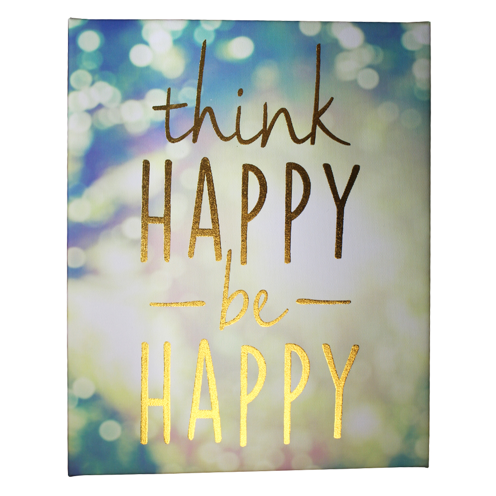 TMD4775_think_happy_be_happy_gold_foil_wall_canvas 2.jpg