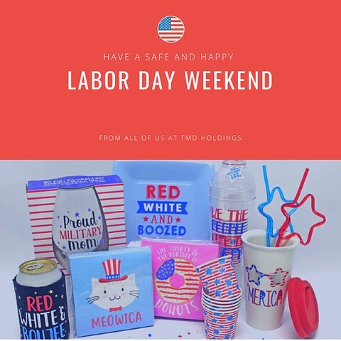 Have a safe and happy Labor Day weekend! #labordayweekend #america