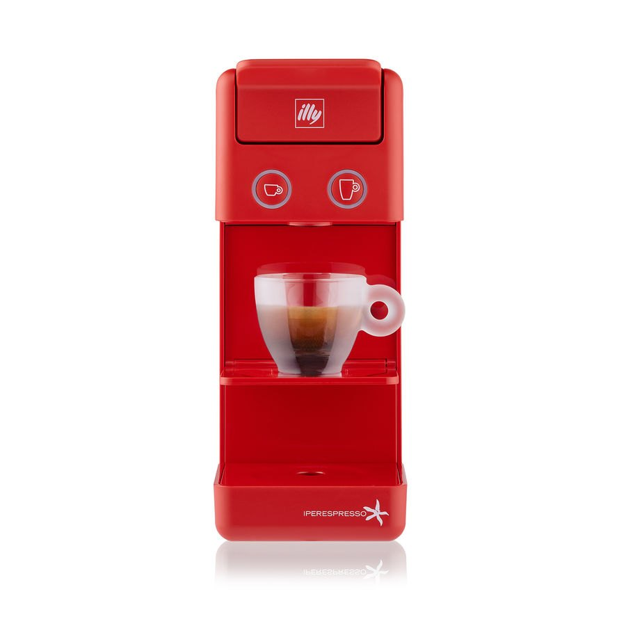 - Illy Caffe coffee and espresso machine in one!