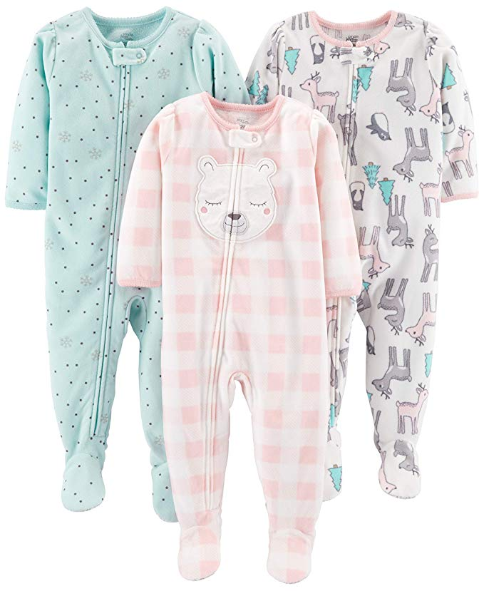 carter's fleece pajamas - Many options for all ages, genders, and designs.
