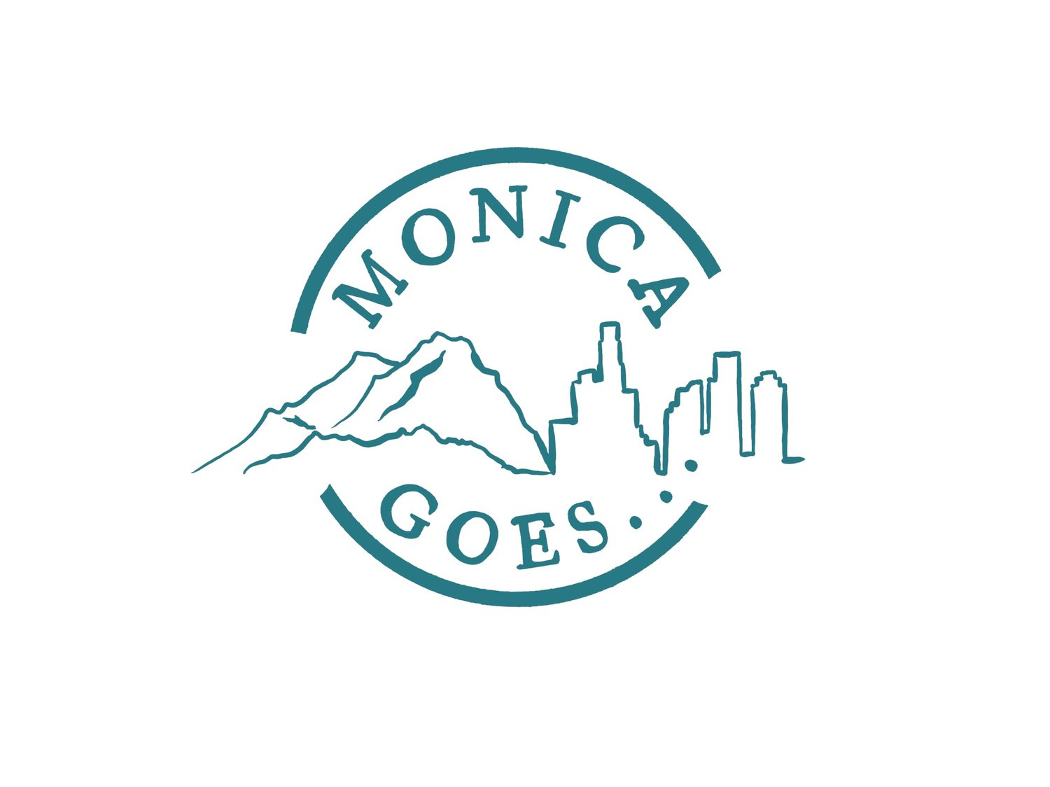 Monica Goes Adventure Travel Show