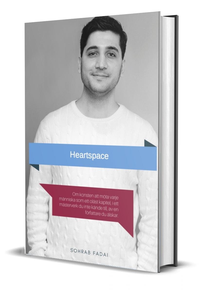 """Heartspace - En bok om konsten att möta varje människa som ett oläst kapitel i ett mästerverk du inte kände till av en författare du älskar.En bok om transformativt ledarskap i det nya århundradet och att skapa utrymme för hjärtat att visa vägen, att leda genom att inge framtidstro och att förändra inifrån och underifrån för hållbar, bärkraftig utveckling.Under 2019 kommer min fjärde bok """"Heartspace- att leda genom att inge framtidstro"""