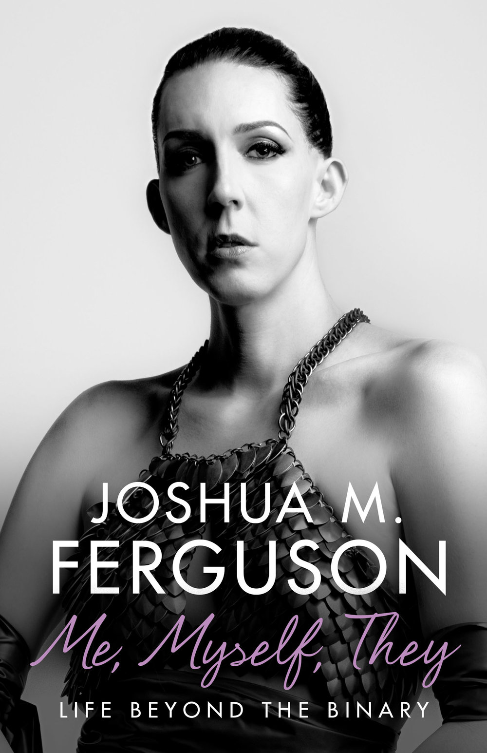 """Me, Myself, They will be released on May 7, 2019 with House of Anansi. - You can now pre-order Me, Myself, They on Indigo, Amazon, Barnes & Noble or from your favourite local bookstore.""""Raw, extraordinary, and profoundly moving . . . Joshua's memoir rocked me to the core . . . It is truly inspiring to hear the story of an individual so untethered in the expression of their authentic self.""""           - Jazz Jennings""""The world is broken and we need to learn to love each other without limits. Me, Myself, They is a revelation of beauty and compassion for the human soul."""" - Andie MacDowell""""A rousing call for empathy and care. It asks us to widen the terrain of gender and, in so doing, to fashion a new world. This is some of the most important work of our time, and Joshua's memoir is a beacon!""""                   - Billy-Ray Belcourt, author of This Wound is a WorldMe, Myself, They: Life Beyond the Binary chronicles Joshua M. Ferguson's extraordinary story of transformation to become the celebrated non-binary filmmaker, writer, and advocate for trans rights they are today. Beginning with their birth and early childhood years of gender creativity, Ferguson recounts the complex and often challenging evolution of their identity, including traumatizing experiences with gender conversion therapy, bullying, depression, sexual assault, and violent physical assault. But Ferguson's story is above all about survival, empathy, and self-acceptance. By combining their personal reflections on what it feels like to never truly fit into the prescribed roles of girl or boy, woman or man, with an informed analysis of the ongoing shifts in contemporary attitudes towards sex and gender, Ferguson calls for recognition and respect for all trans, non-binary, and gender non-conforming people, and an inclusive understanding of the rich diversity of human identity. Through their honest and impassioned storytelling, we learn what it means to reclaim one's identity and to live beyond the binary."""
