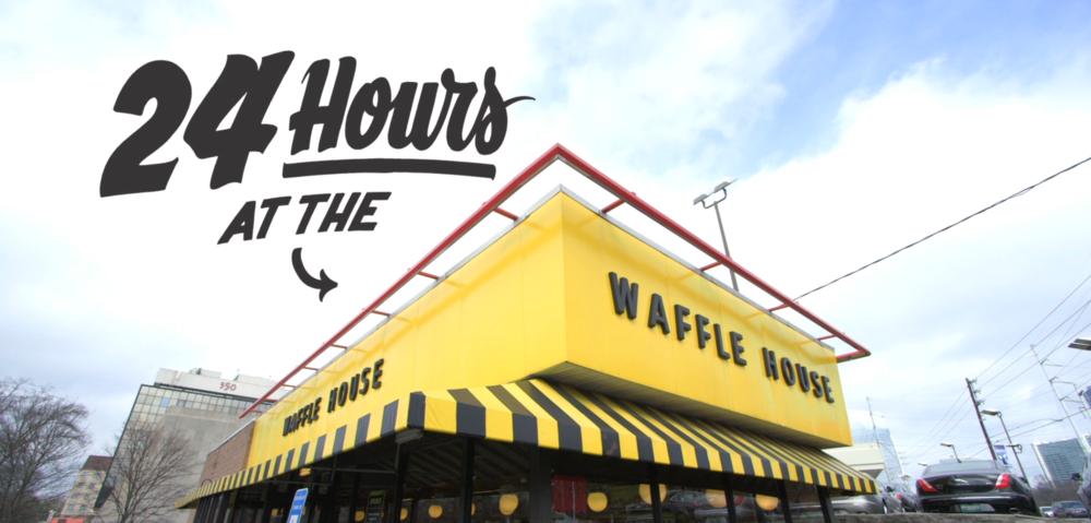 Bon Appétit I Waffle House I Short