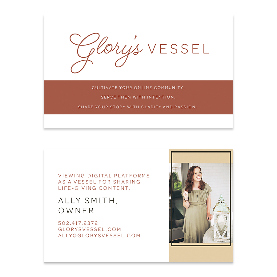 Copy of Business Card Design