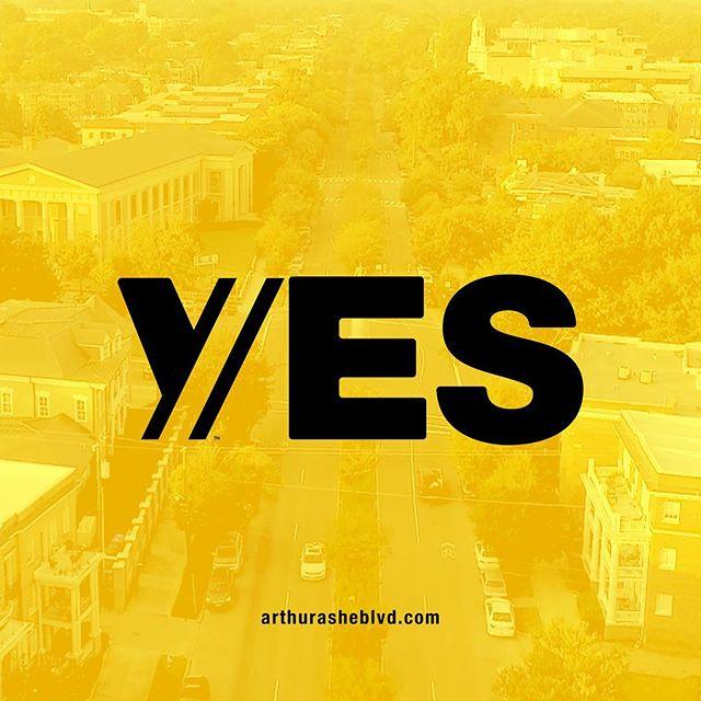 That's what I'm talking about Richmond!!! #1Richmond