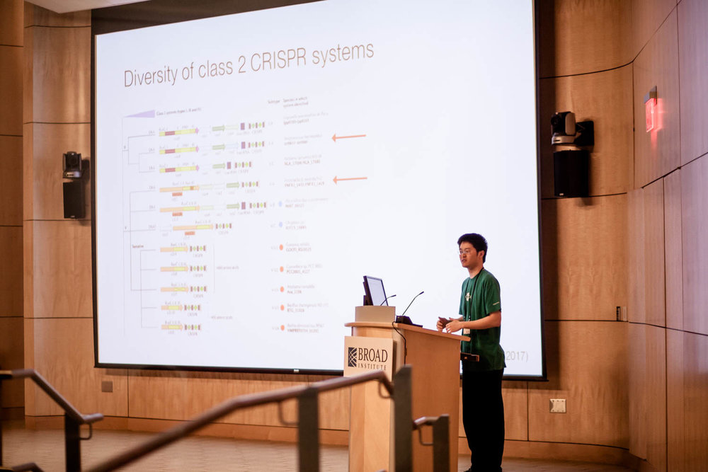 Learn the basics - The workshop will kick off on Sunday afternoon with presentations from members of the Zhang lab and other experts about working with CRISPR-based tools in the lab