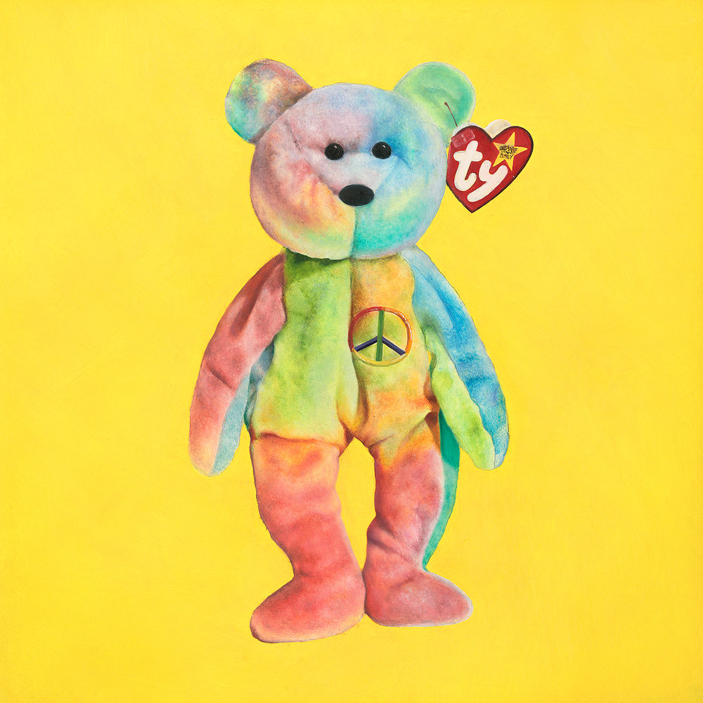 Millennial Icons: Peace Bear