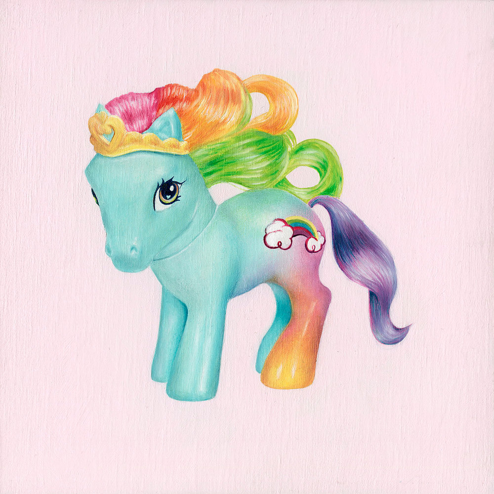 MILLENNIAL ICONS: My Little Pony